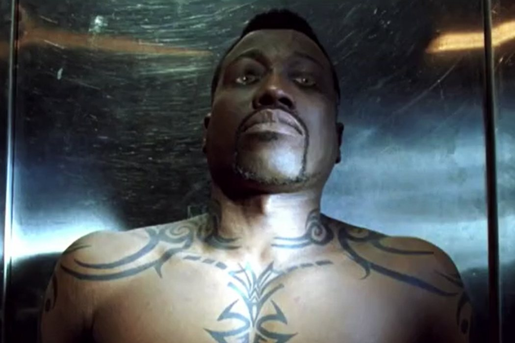 Cuando Wesley Snipes se negó a abrir los ojos en 'Blade: Trinity'