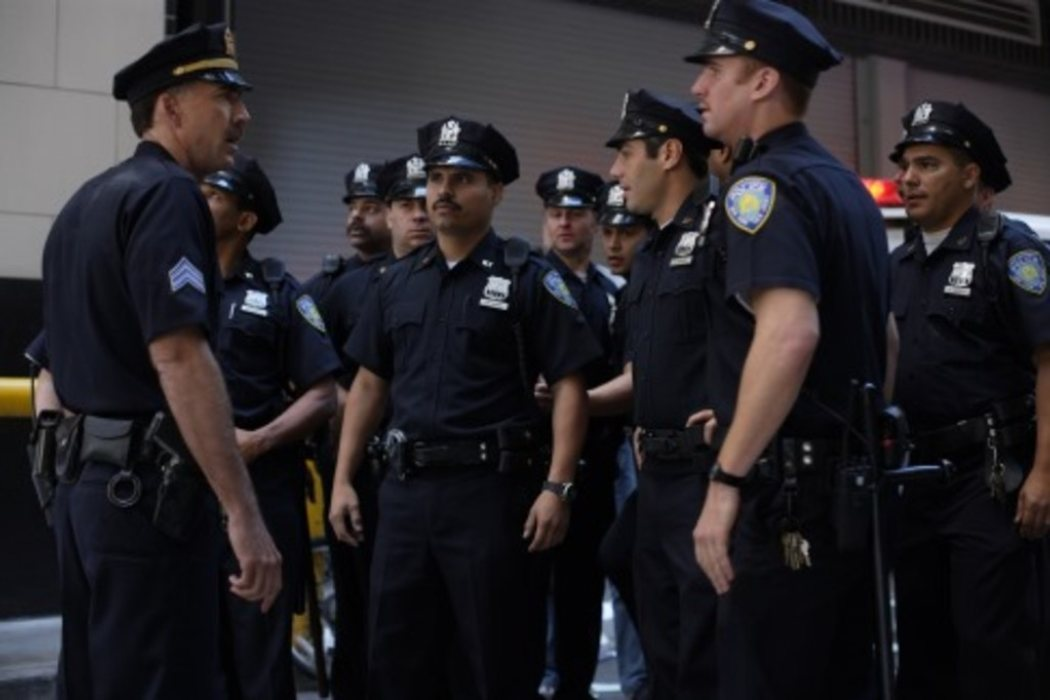 Christopher Amoroso en 'World Trade Center' (2006)