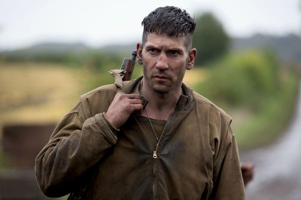 Grady Travis en 'Corazones de acero' (2014)