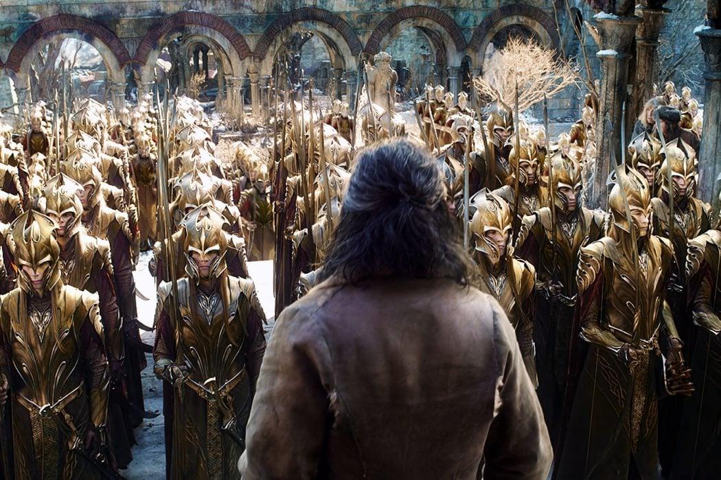 Todos los extras (y media película) en 'El Hobbit'
