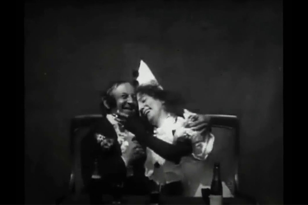 'Let me dream again' (1900)