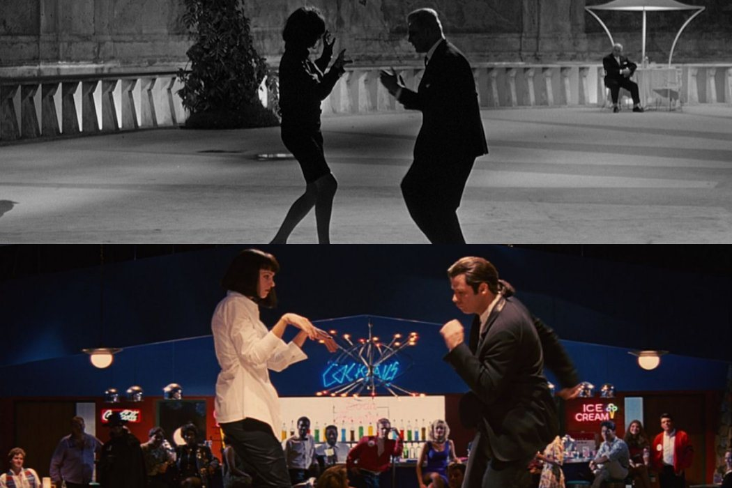 Pulp Fiction / Fellini, ocho y medio