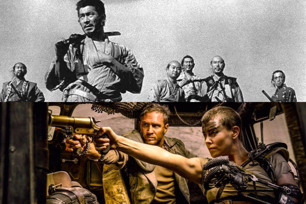Mad Max: Fury Road / Los siete samuráis