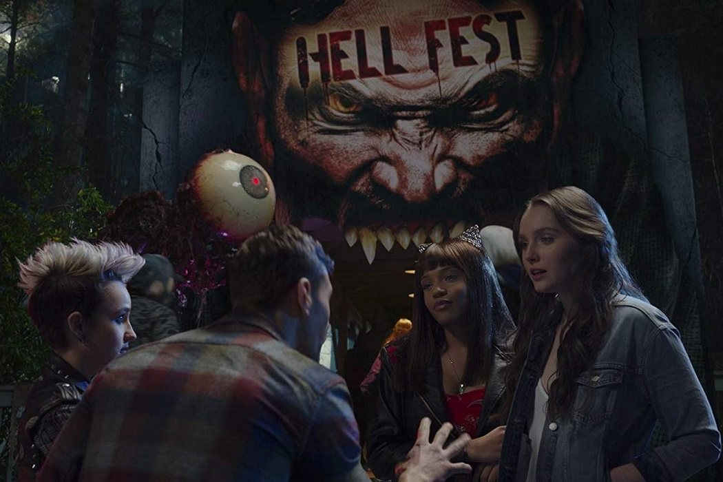 'Hell Fest'