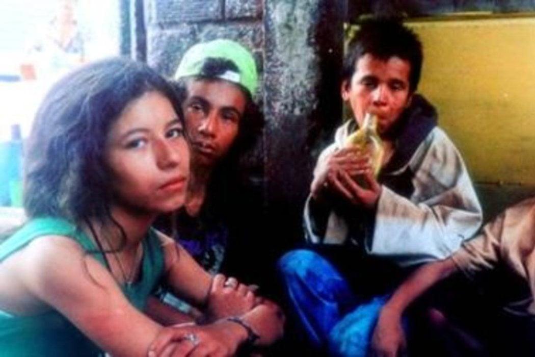 'La vendedora de rosas' (1998)