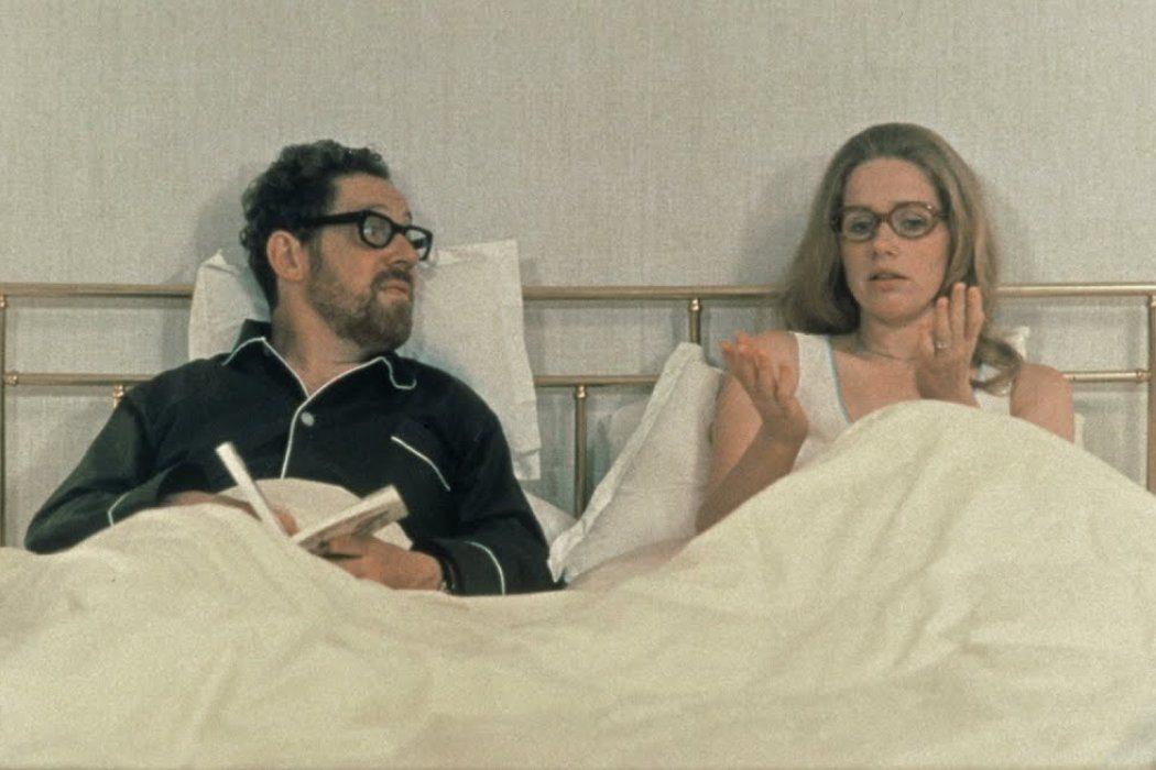 'Secretos de un matrimonio'