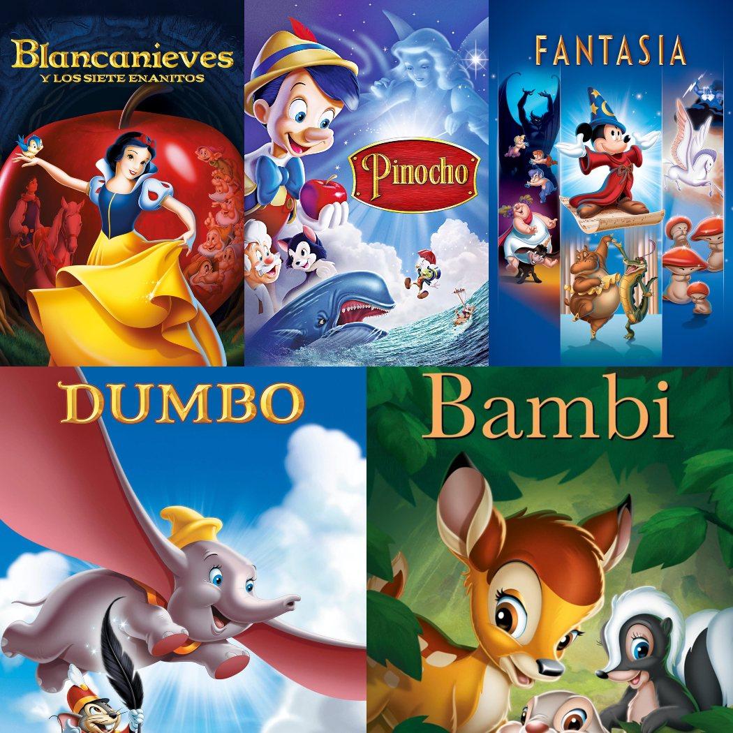 Era Dorada de Disney (1937 - 1942)