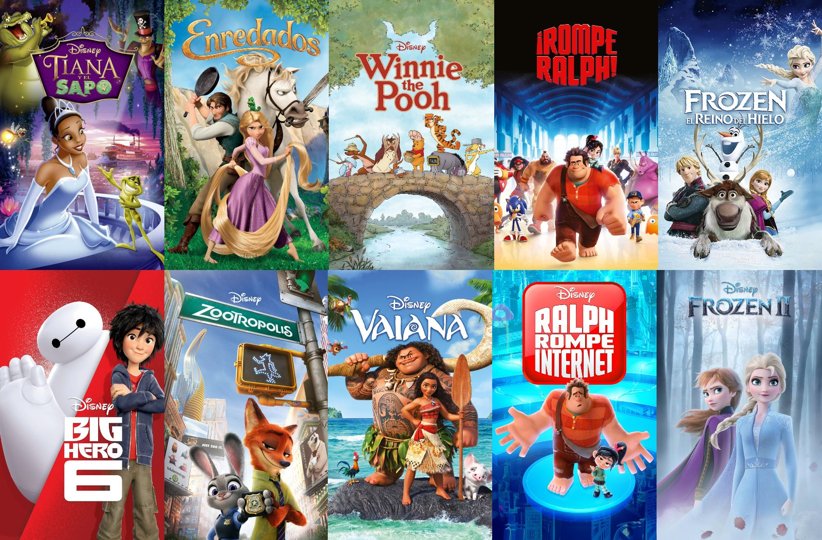 Revival Disney (2009 - 2019)