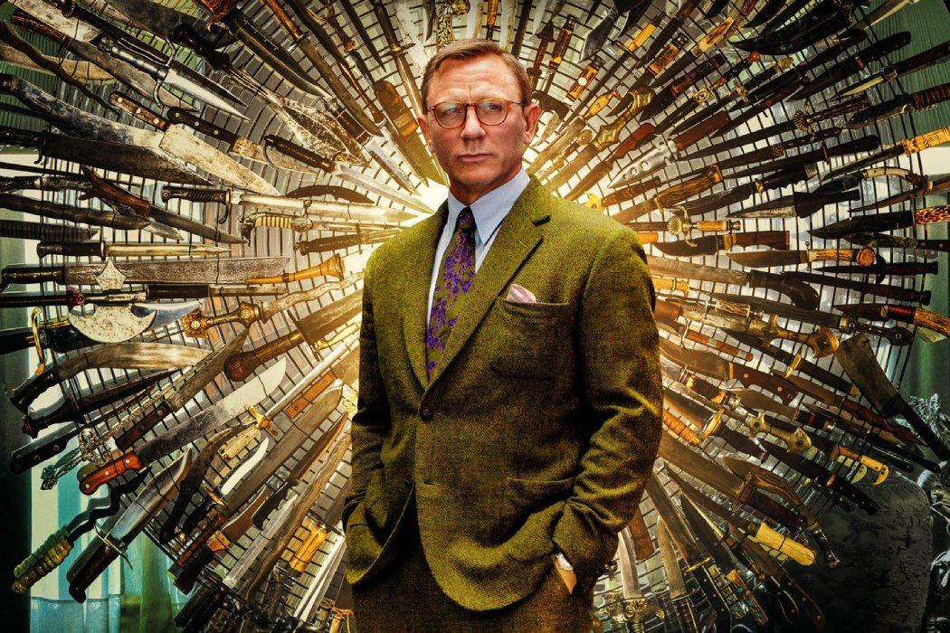 El detective Benoit Blanc (Daniel Craig)