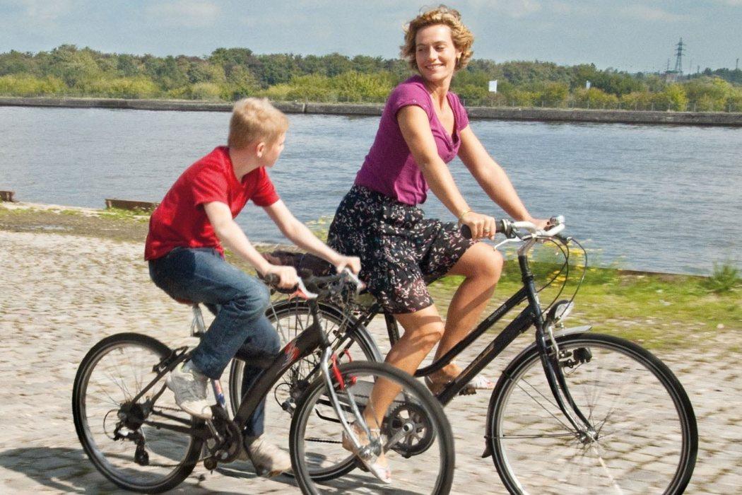 'El niño de la bicicleta' (2011)