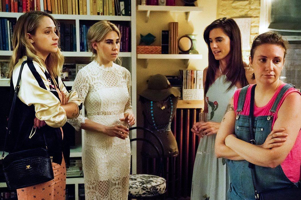'Girls' (HBO, 2012-2017)