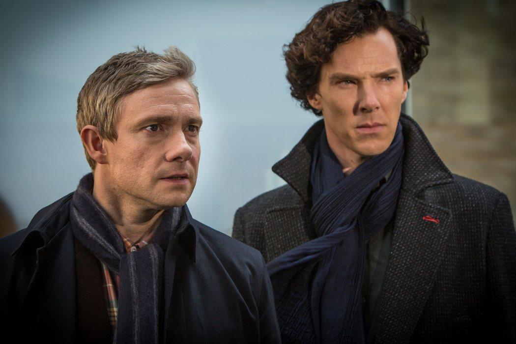 'Sherlock' (BBC, 2010-)