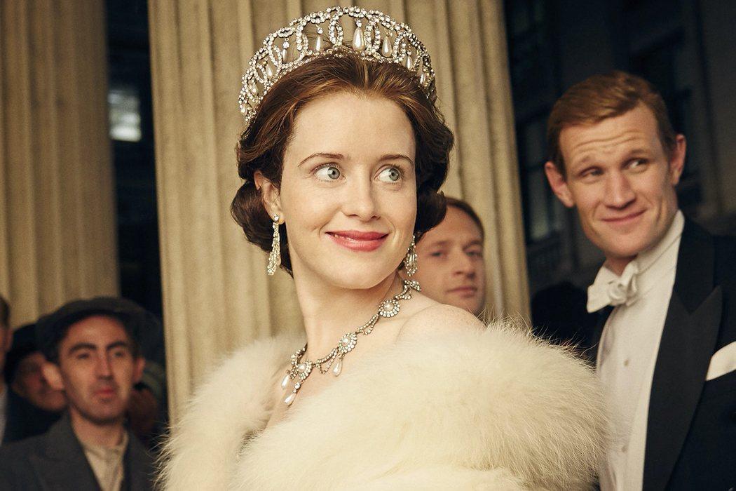 'The Crown' (Netflix, 2016-)