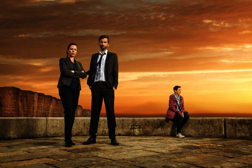 'Broadchurch' (ITV, 2013-2017)