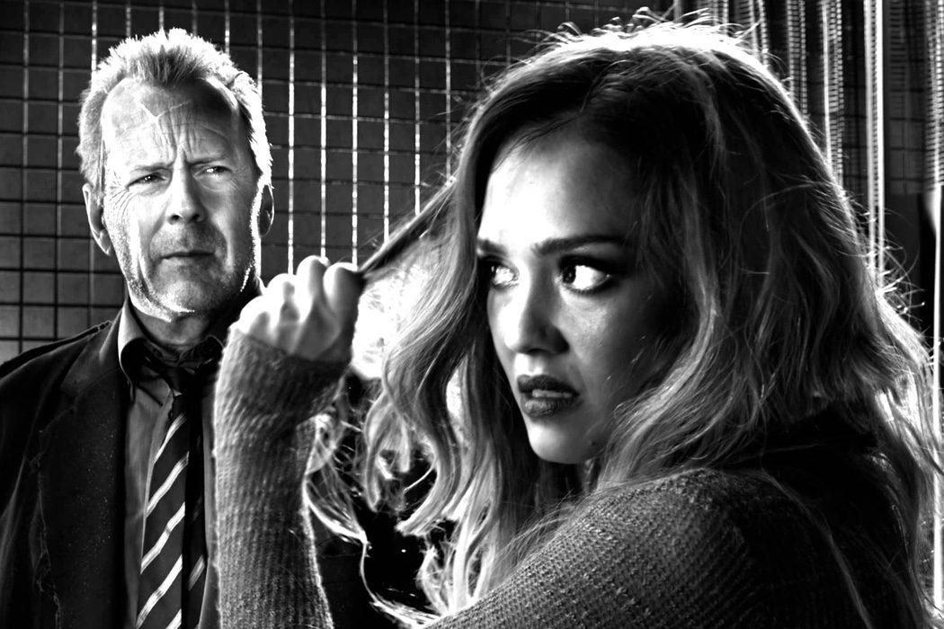 Bruce Willis - 'Sin City: Una dama por la que matar'