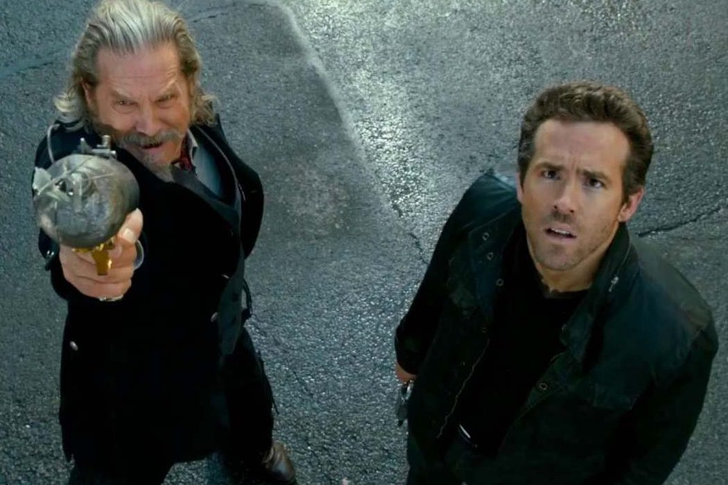 Ryan Reynolds & Jeff Bridges - 'R.I.P.D'