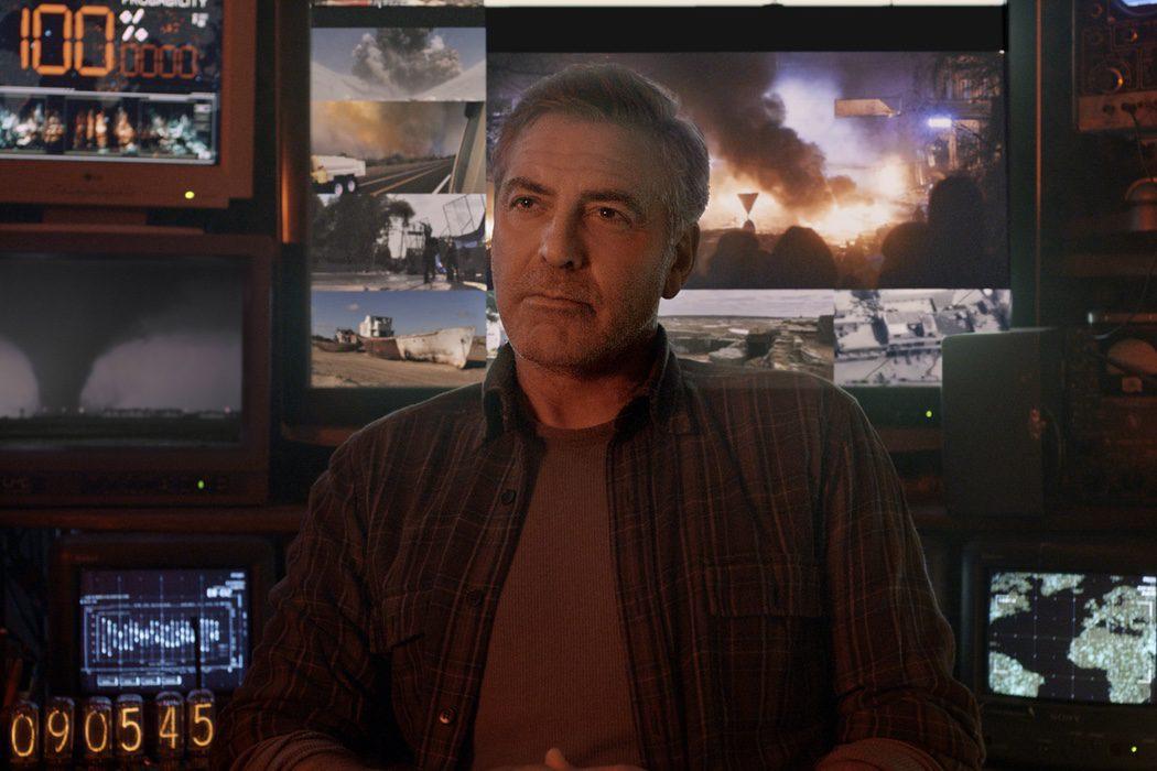 George Clooney - 'Tomorrowland'