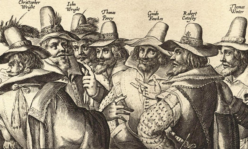 Iba a ser estrenada en el 400 aniversario de la Conspiración de la Pólvora