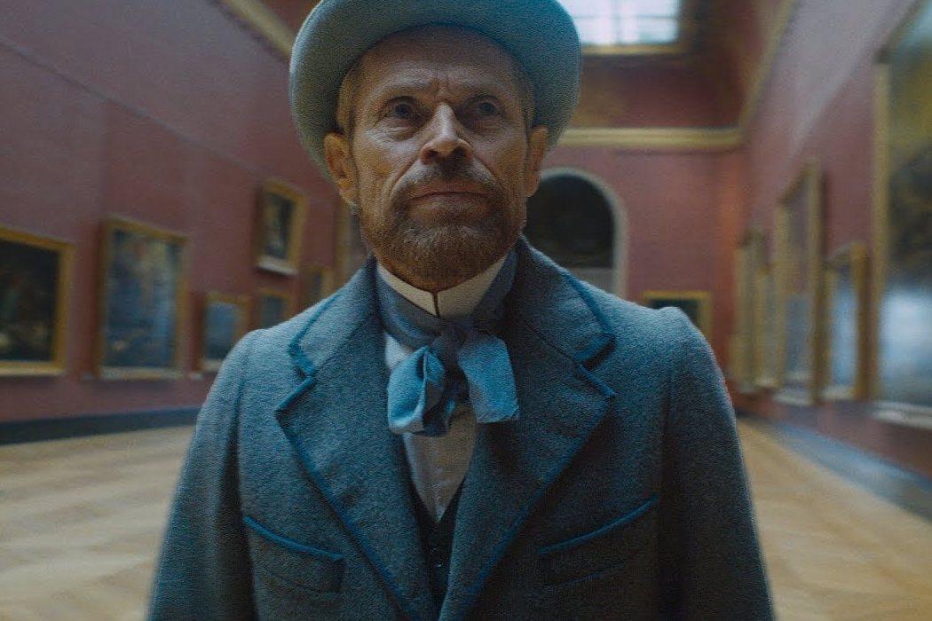 'Van Gogh, a las puertas de la eternidad'