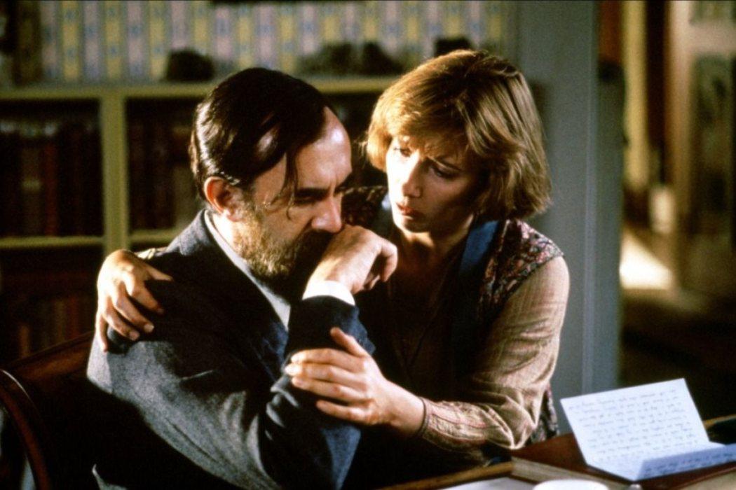 Lytton Strachey en 'Carrington' (1995)