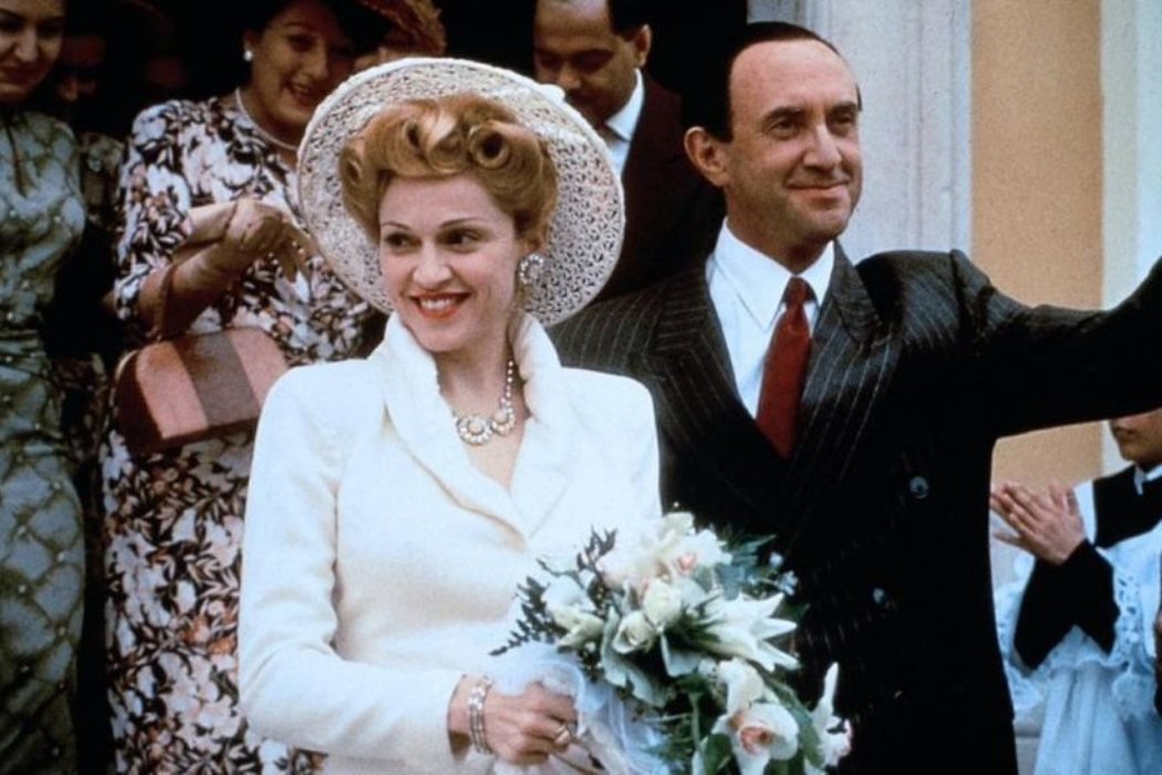 Presidente Juan Perón en 'Evita' (1996)