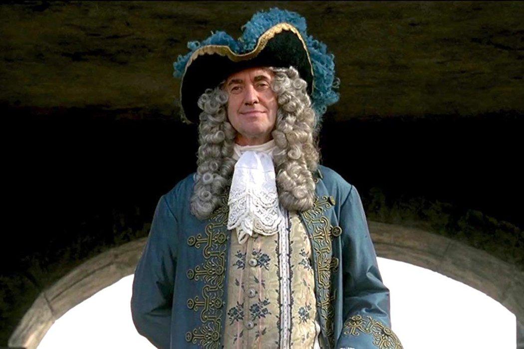 Gobernador Weatherby Swann en la saga 'Piratas del Caribe' (2003 - 2007)