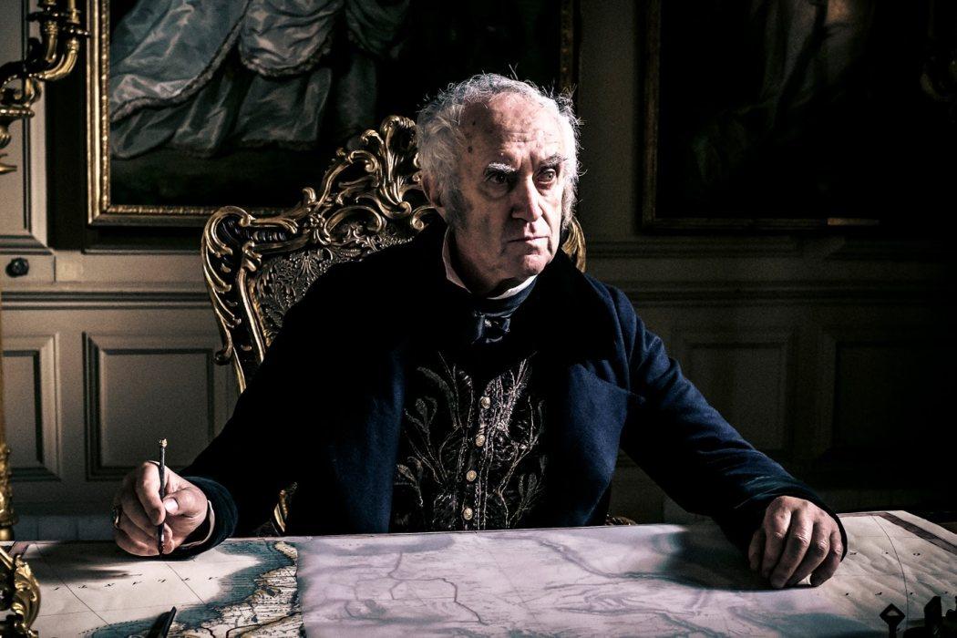 Sir Stuart Strange en 'Taboo' (2017)