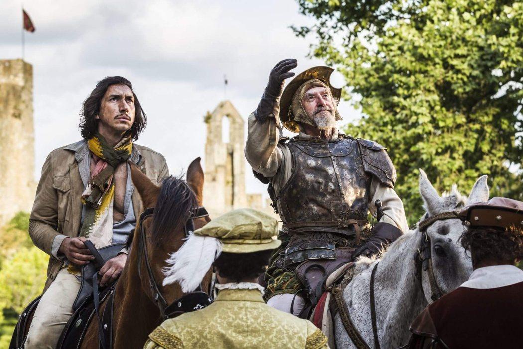 Don Quijote en 'El hombre que mató a Don Quijote' (2018)