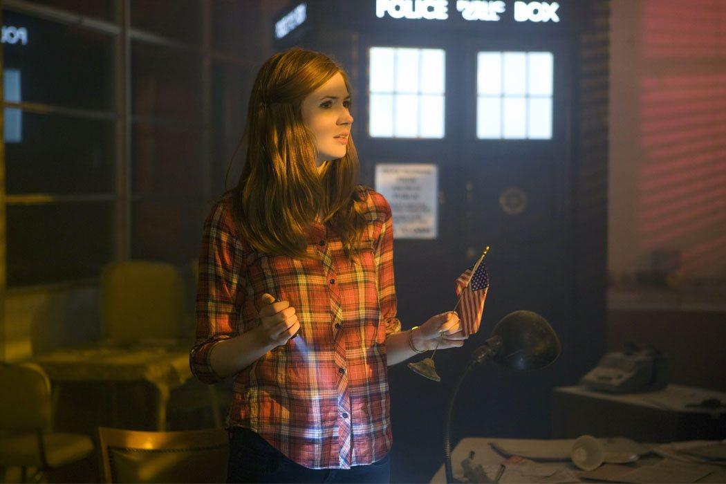 Su doble papel en 'Doctor Who'