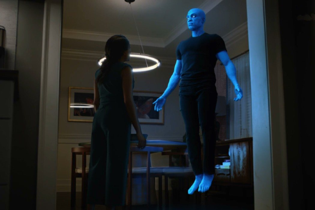 'A God Walks into Abar' ('Watchmen')