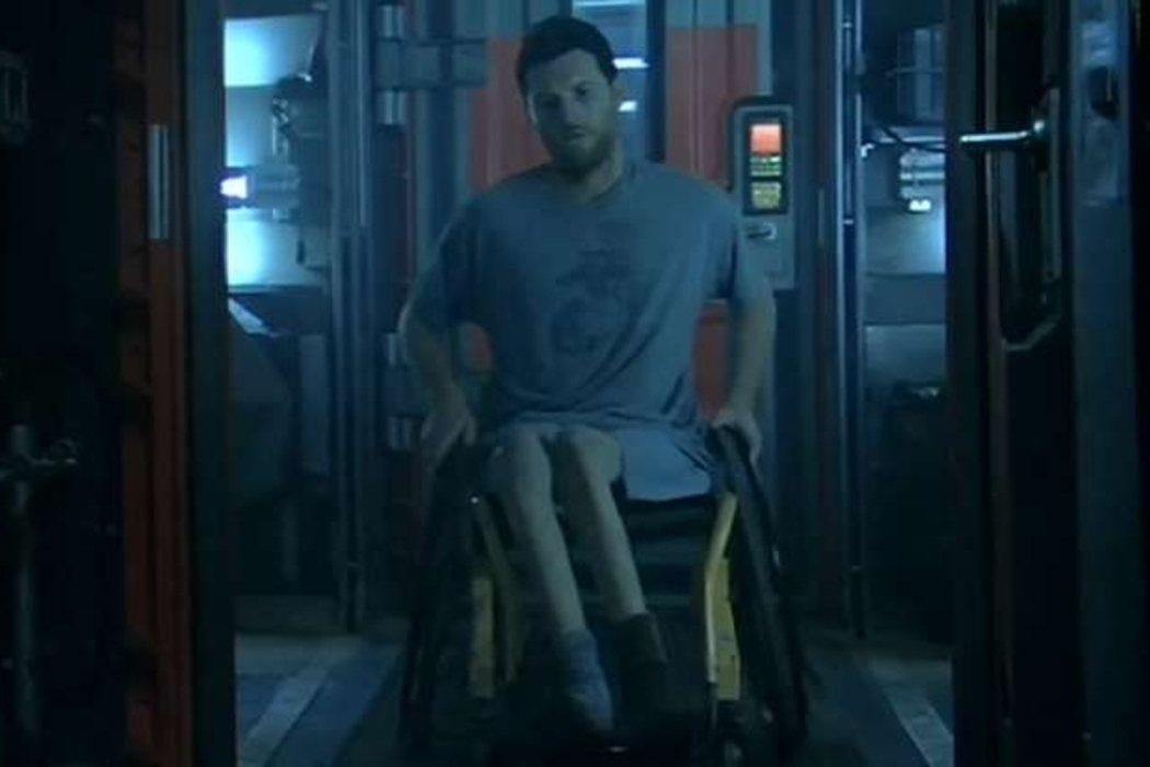 Las piernas de Jake