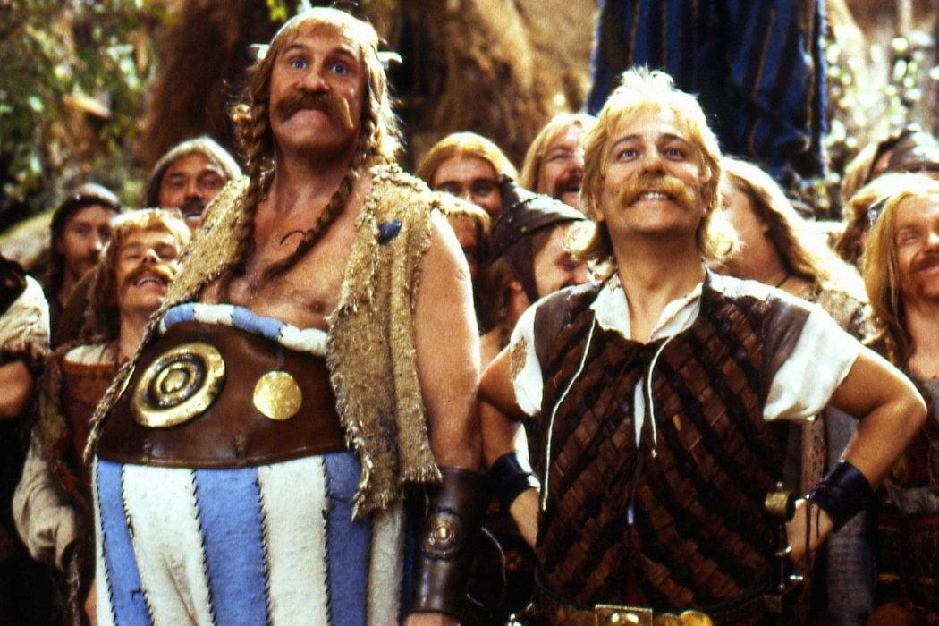 'Astérix y Obélix contra César' (1999)