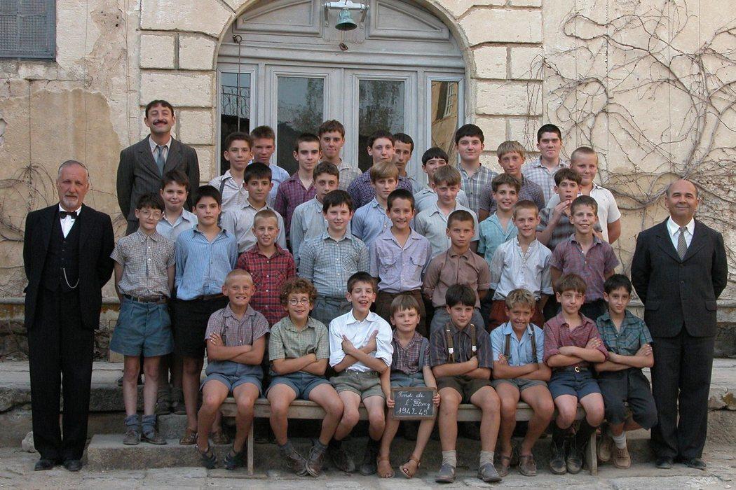 'Los chicos del coro' (2004)