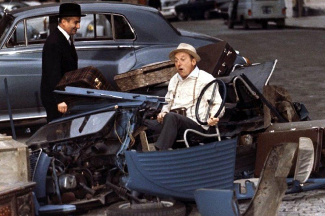 'El hombre del Cadillac' (1965)