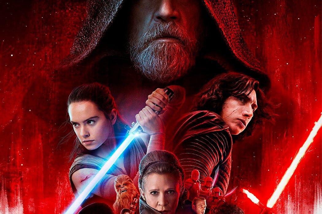 'Star Wars: Episodio VIII - Los últimos Jedi'