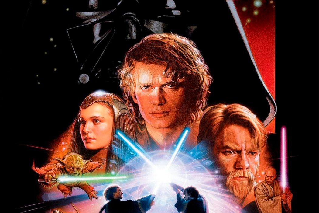 'Star Wars: Episodio III - La venganza de los Sith'
