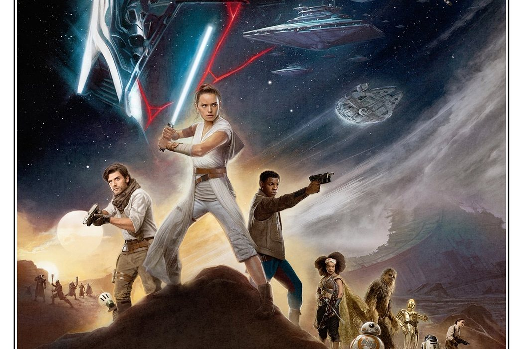 'Star Wars: Episodio IX - El ascenso de Skywalker'