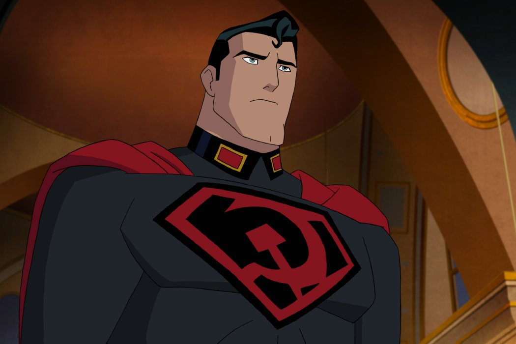 'Superman: Red Son'