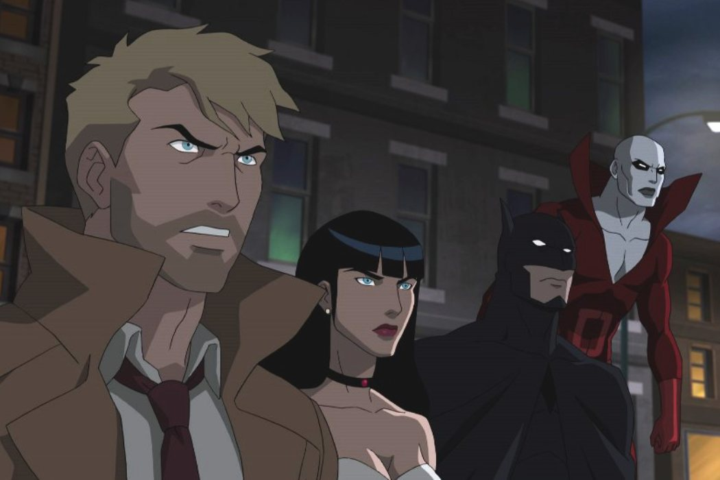 'Justice League Dark: Apokolips War'