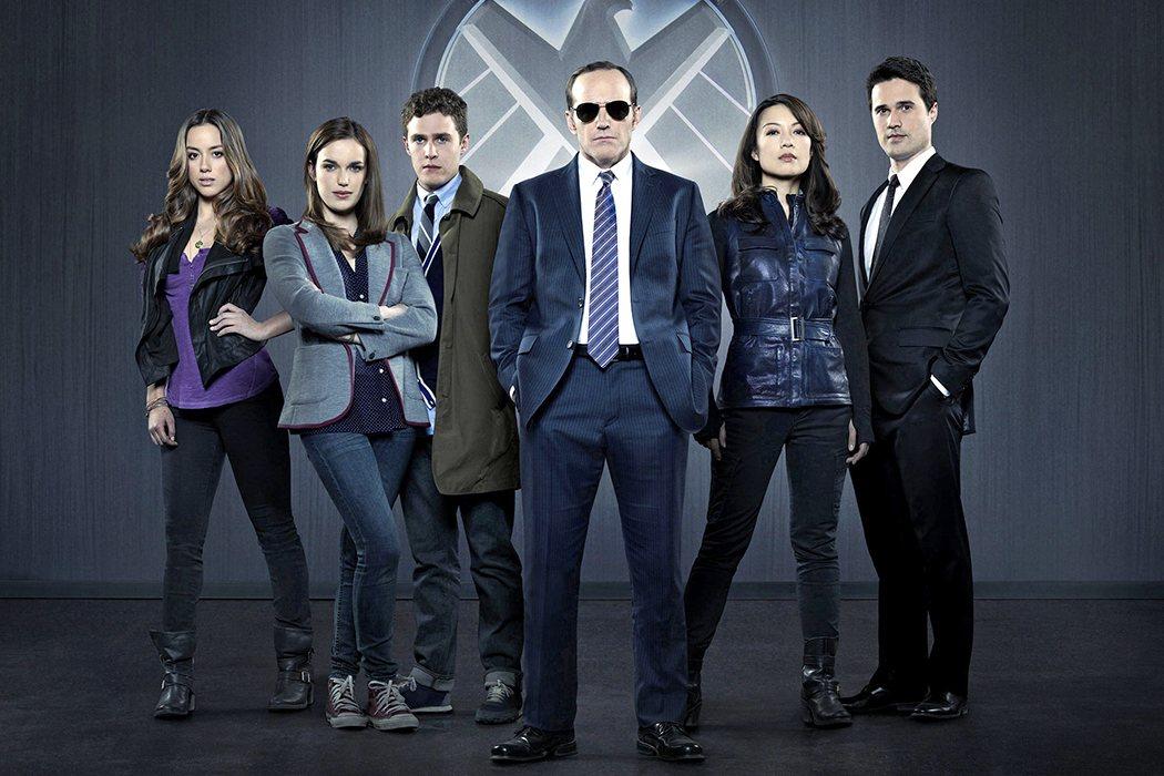 'Agentes de SHIELD'