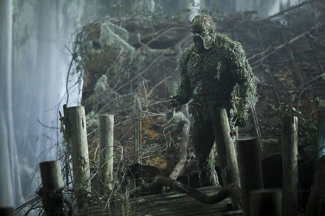 'Swamp Thing'