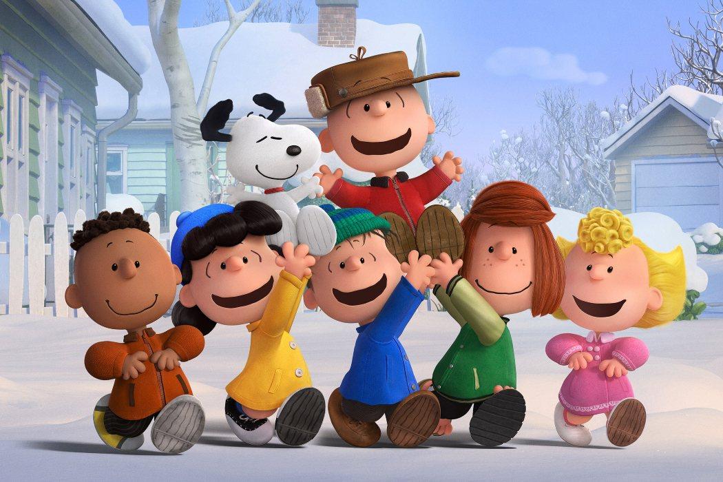 'Carlitos y Snoopy: La película de Peanuts' (2015)