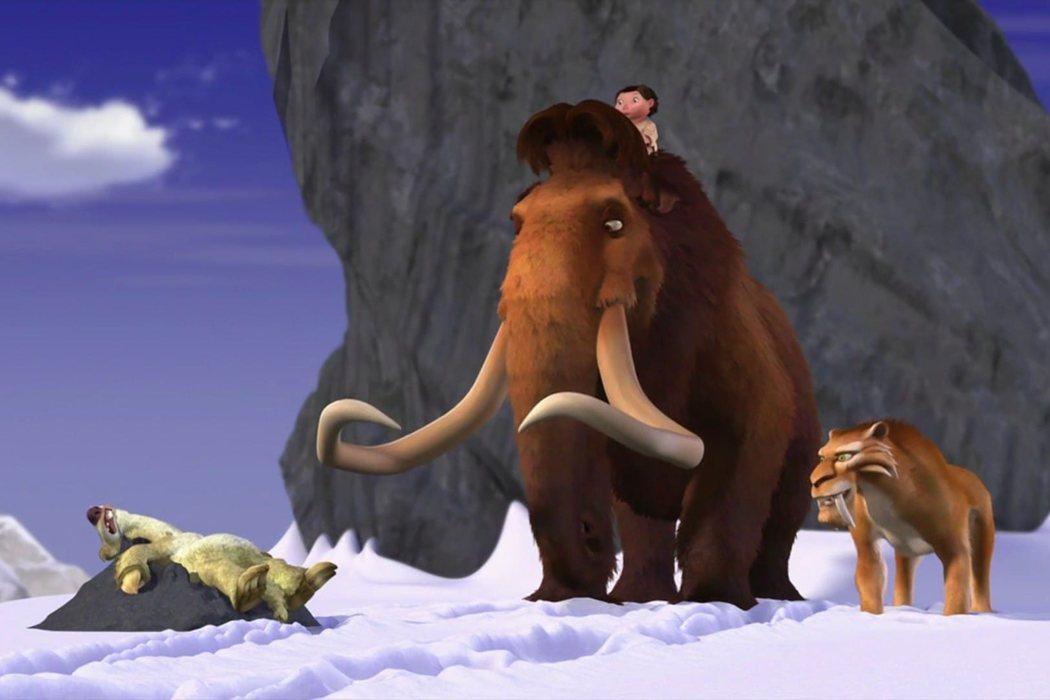 'La edad de hielo (Ice Age)' (2002)