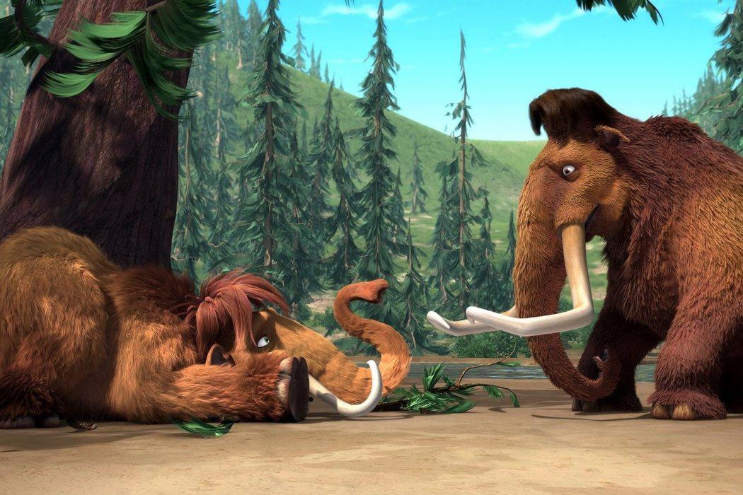 'Ice Age 2: El deshielo' (2006)