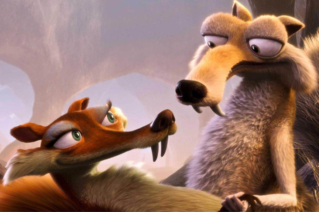 'Ice Age 3: El origen de los dinosaurios' (2009)