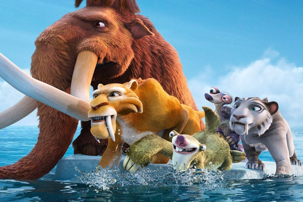 'Ice Age 4: La formación de los continentes' (2012)