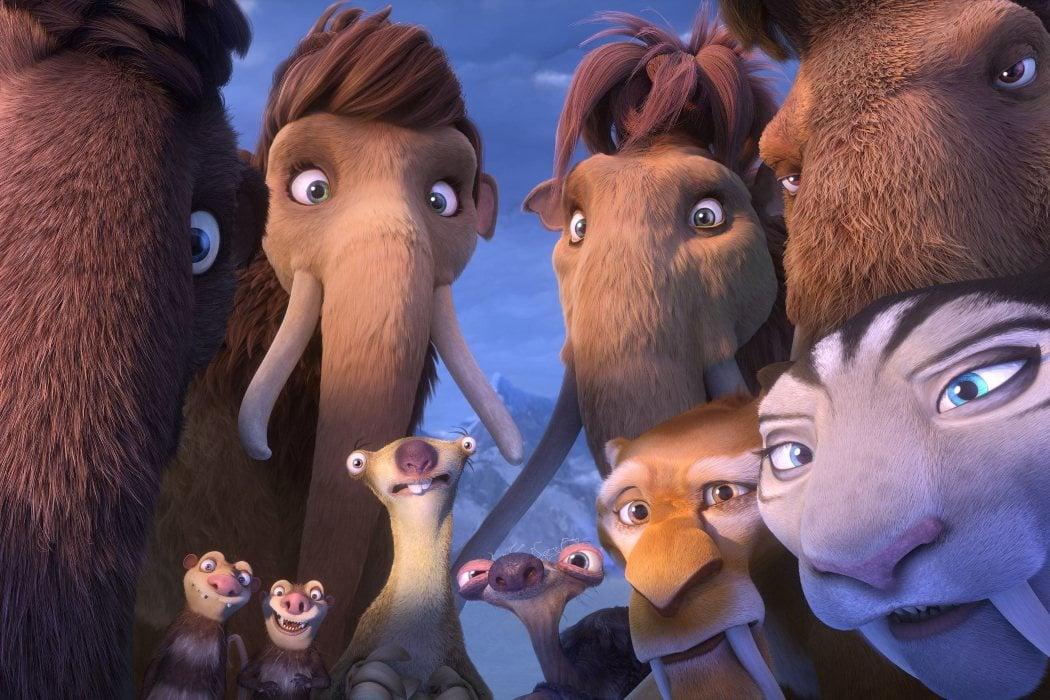 'Ice Age: El gran cataclismo' (2016)