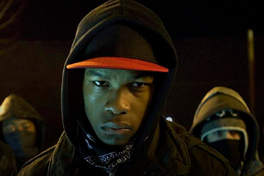 John Boyega antes: protagonizando bastante cine indie