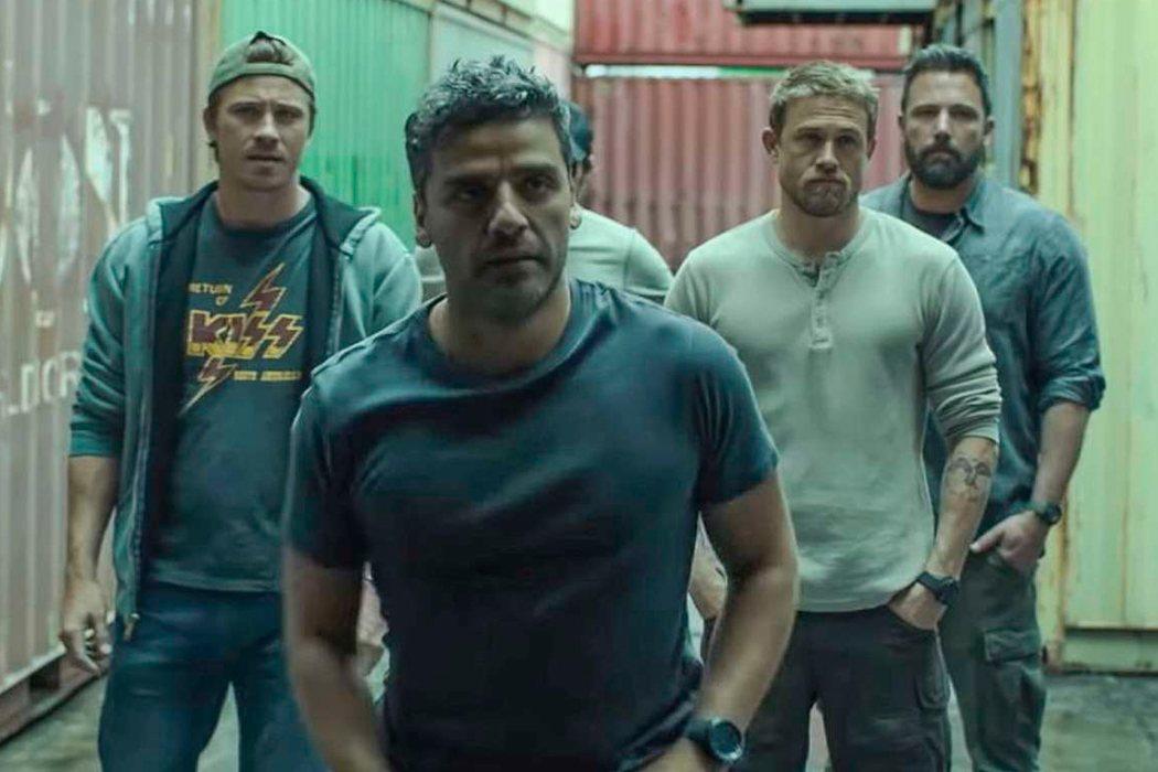 Oscar Isaac durante: thrillers de gran reparto