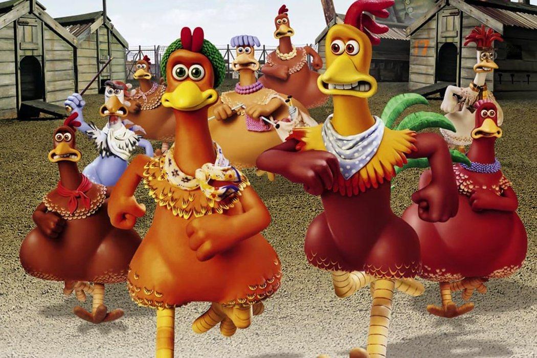 'Chicken Run: Evasión en la granja'